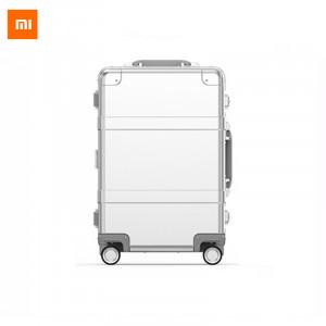 Original XiaoMi 90FUN Aluminum Intelligent Travel Suitcase