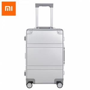Original XiaoMi 90FUN Aluminum TSA Unlock Travel Suitcase
