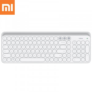 Original XiaoMi Miiiw 2.4GHz Wireless Bluetooth Dual Mode Portable Keyboard