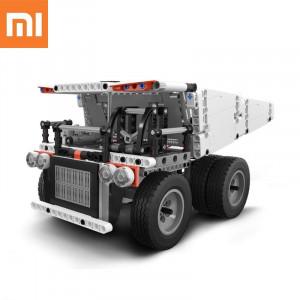 Original XiaoMi Mitu Building Blocks Robot Mine Truck