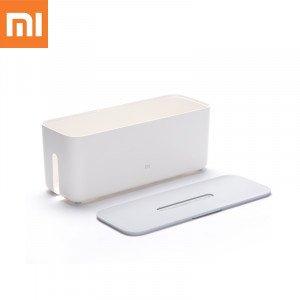 Original Xiaomi Power Strip Socket Plug Storage Box