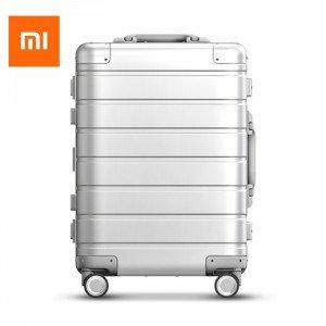 Original XiaoMi 90FUN Metal Business Travel Suitcase