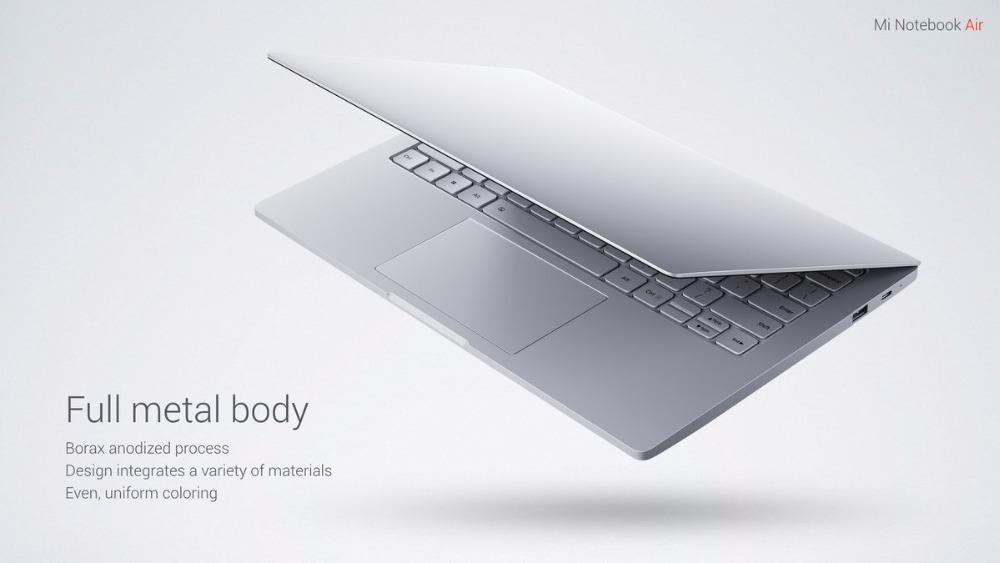 Original Xiaomi Mi Notebook Air Review